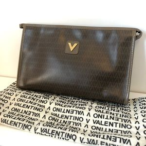 Authentic Valentino Clutch Bag